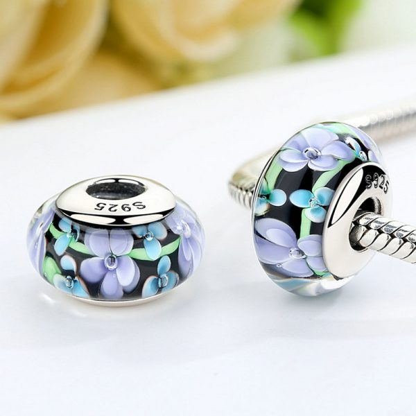 Small Garden Murano Glass