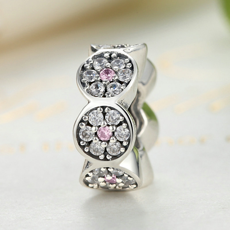 Blossom Spacer Sterling Silver